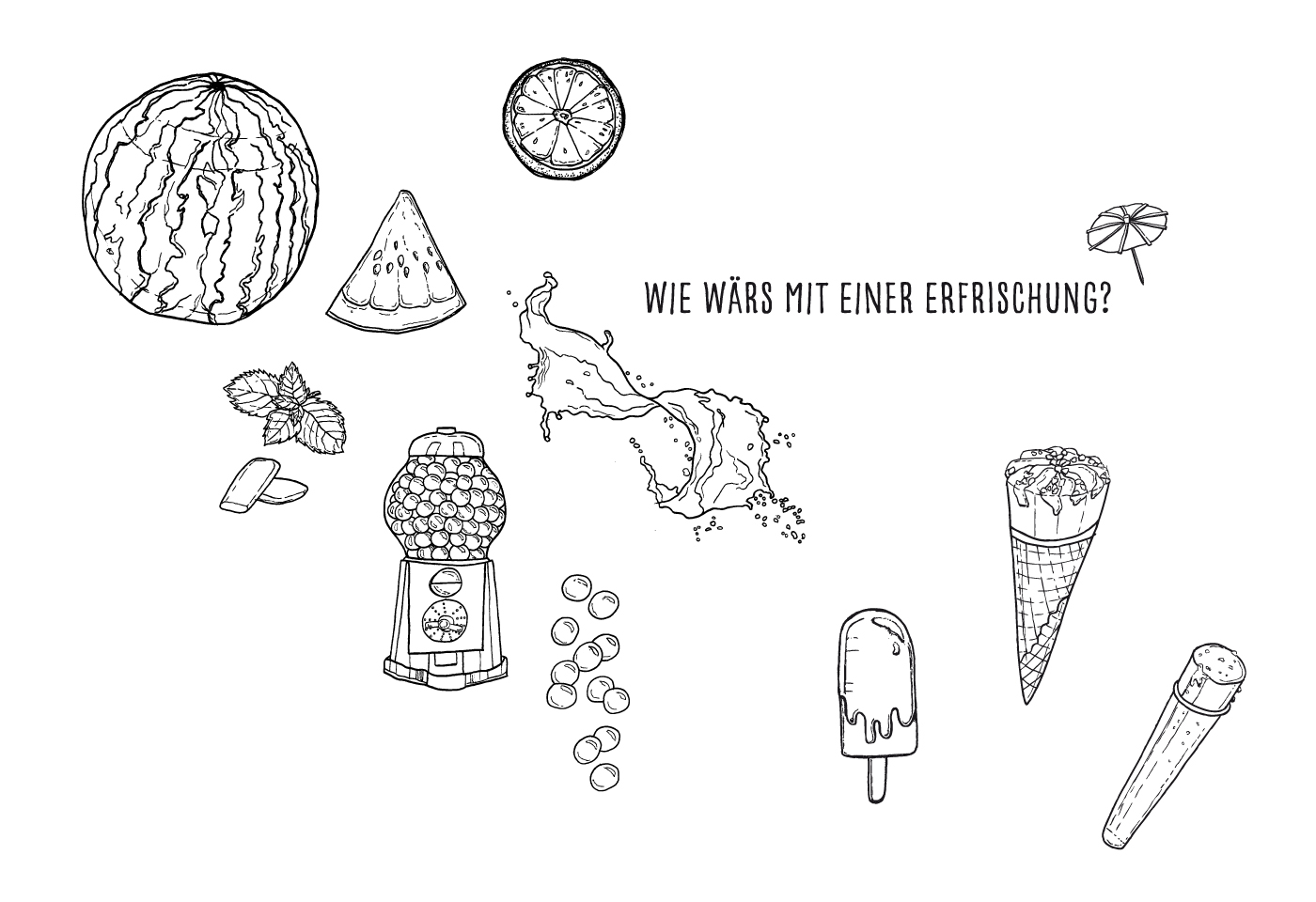 Frischwerk Illustrationen