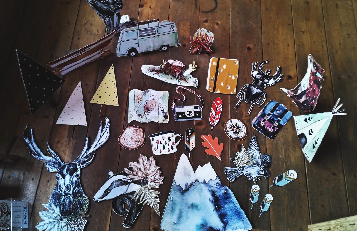 Schaufenstergestaltung zur Kunstroute 2017