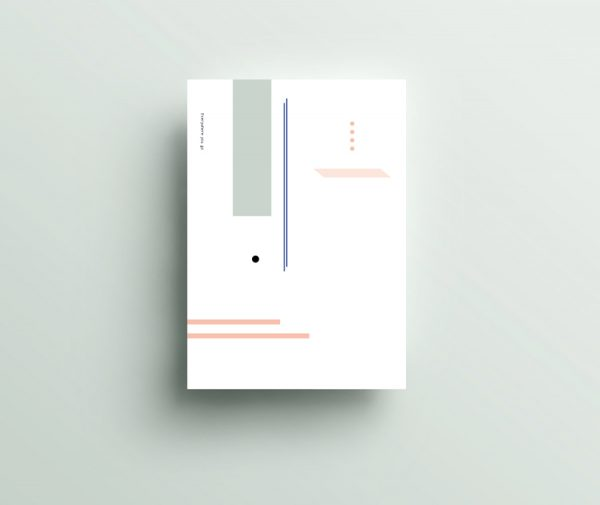 Graphic pattern 02   Poster