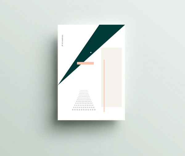 Graphic pattern 02 | Poster