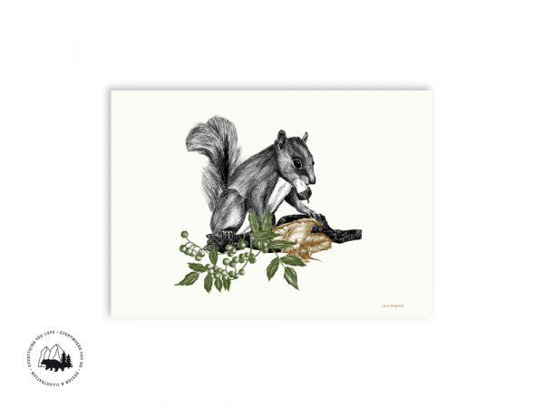 Plakat |  Fuchs