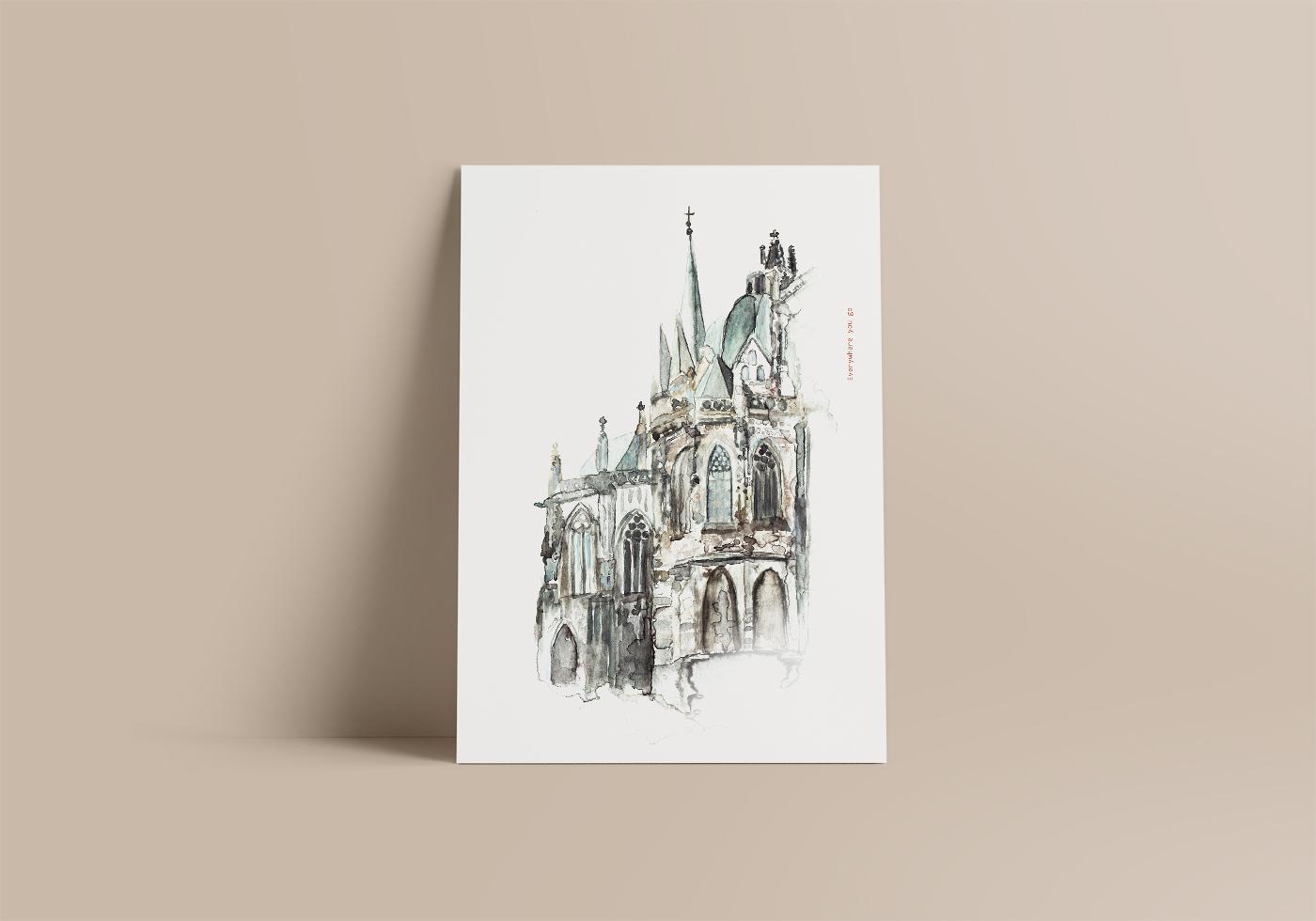 FH Aachen / Der Dom und ich
