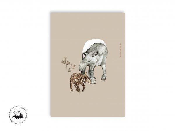 Tapir | Poster
