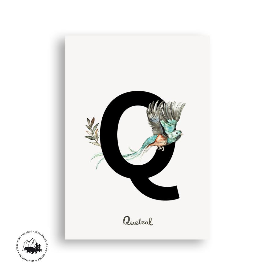 Buchstabenpostkarten_Ansicht_Q_klein
