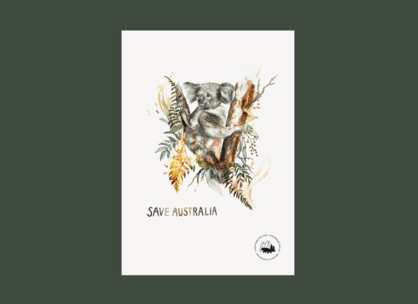 Artprint | Save Australia