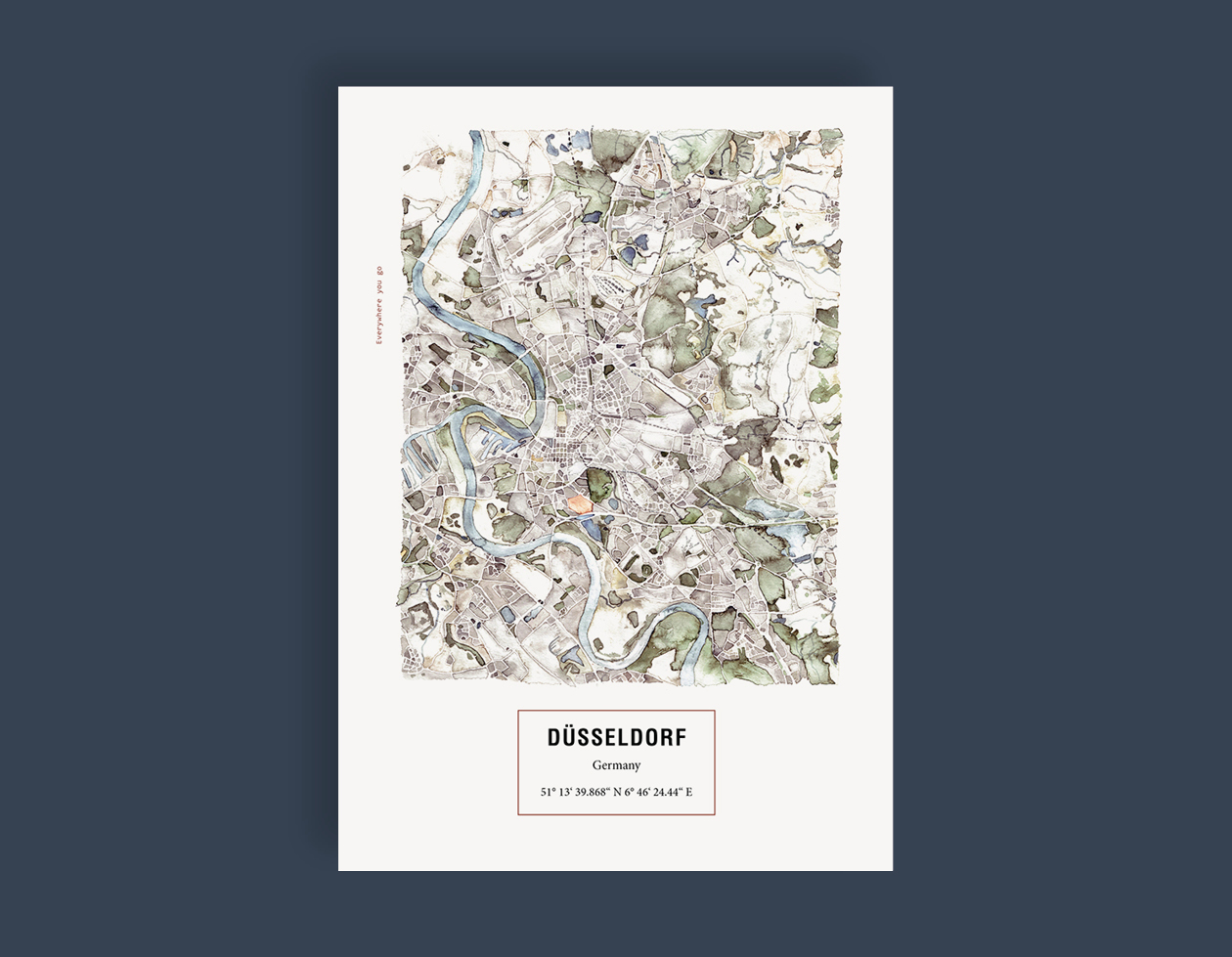 Maps_Düsseldorf_etsy