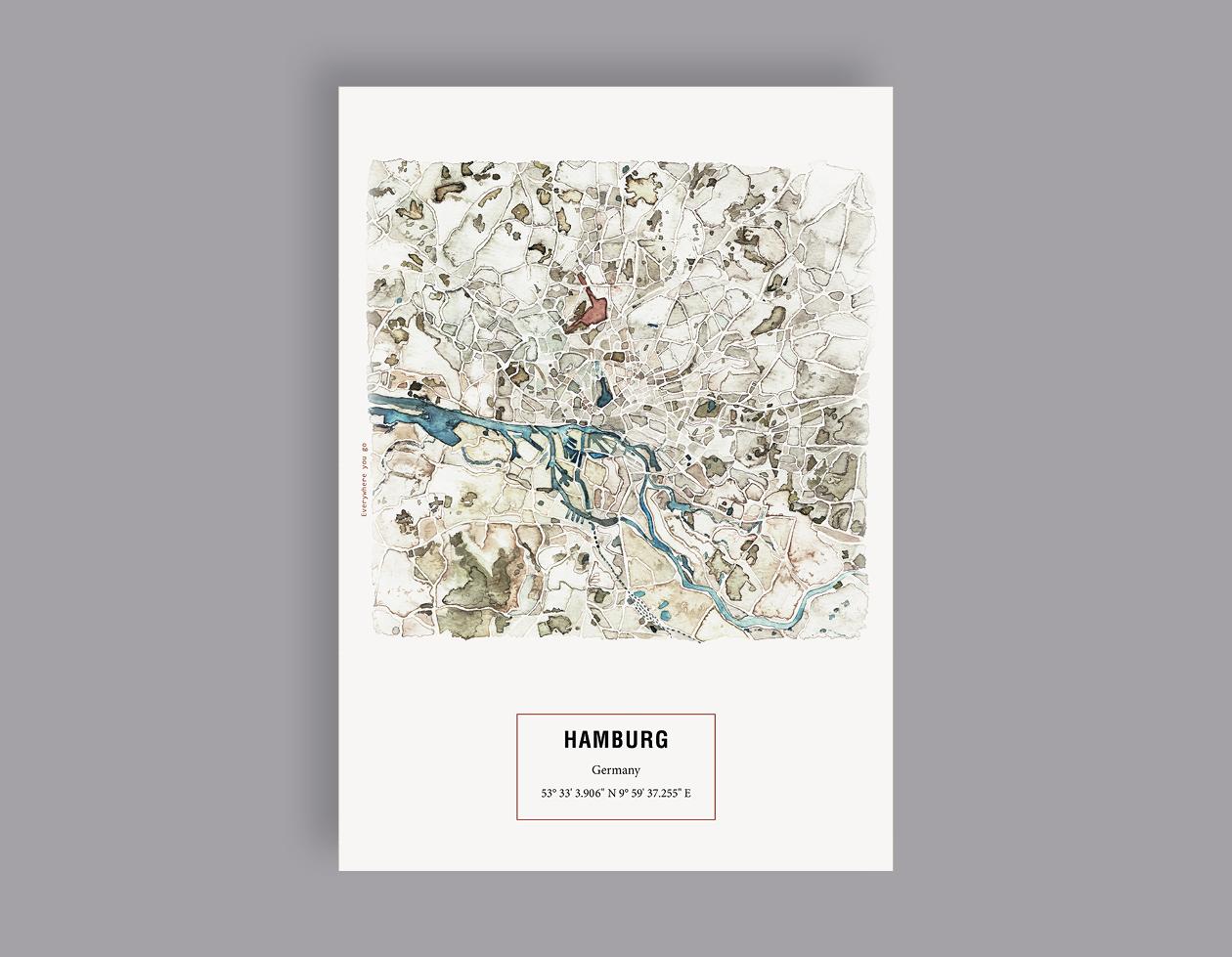 Maps_Hamburg_etsy