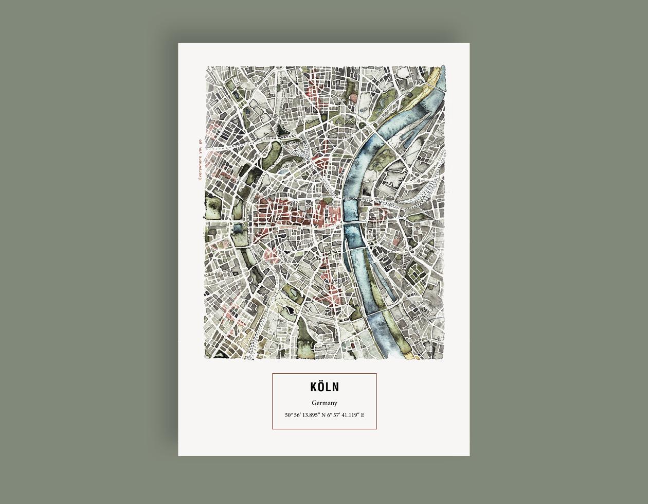 Maps_Köln_etsy