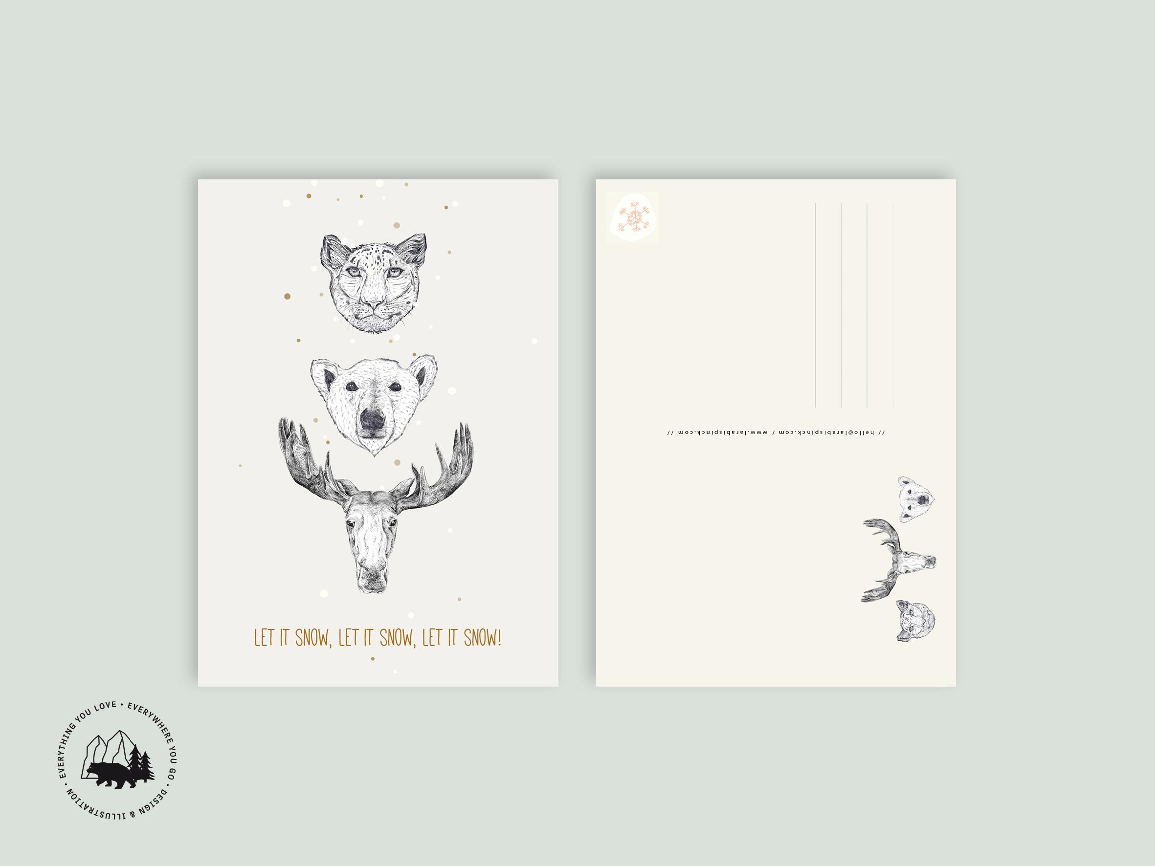 Postkarten_Bispinck_Letitsnow