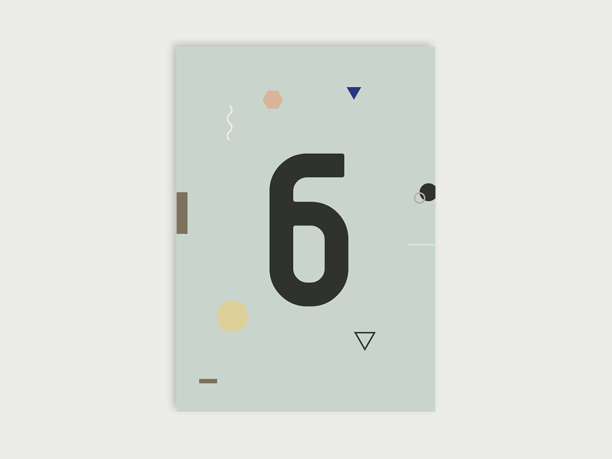 Zahlenpostkarten6
