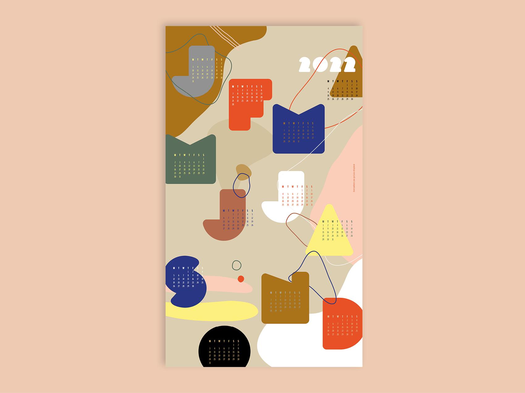Wandkalender_abstrakt_Ansicht